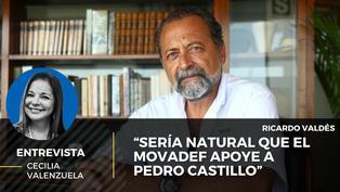 Exviceministro del Interior recuerda el vínculo de Pedro Castillo y el Movadef
