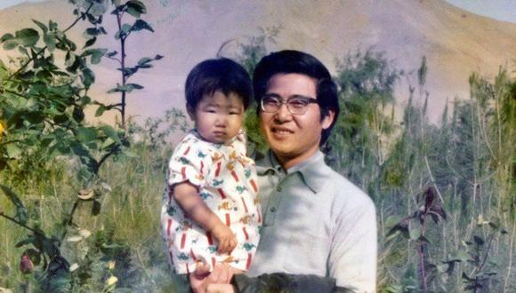 Keiko Fujimori publicó fotografía inédita junto a su padre.