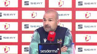"""López: """"Parece que en partidos ante Athletic solo haya jugado el rival"""""""