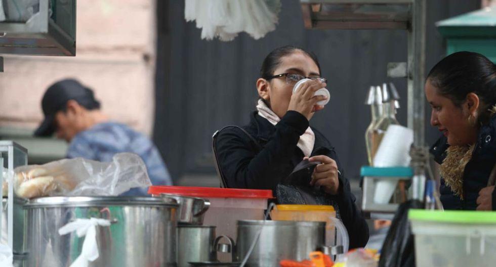 En Lima Oeste la temperatura mínima llegaría a 15° este martes 16 de julio. (Foto: GEC)