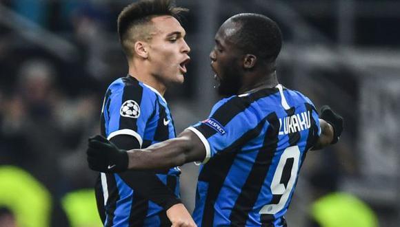 Inter de Milán vs. Sampdoria: chocan por la fecha 25 de la Serie A. (Foto: AFP)