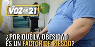 ¿Por qué la obesidad es un facto de riesgo contra el COVID-19?