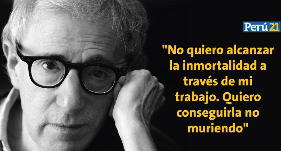 10 frases para recordar a Woody Allen