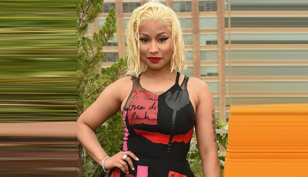 La rapera Nicki Minaj será la encargada de cantar en la apertura de la ceremonia. (Foto: @nickiminaj)