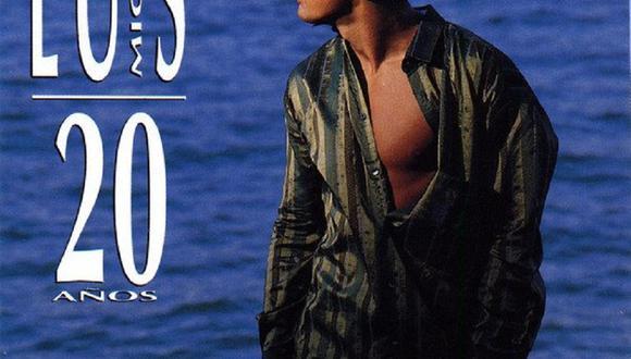 'Tengo todo excepto a ti' es el primer tema del álbum '20 años'  (Foto: Luis Miguel / Facebook)
