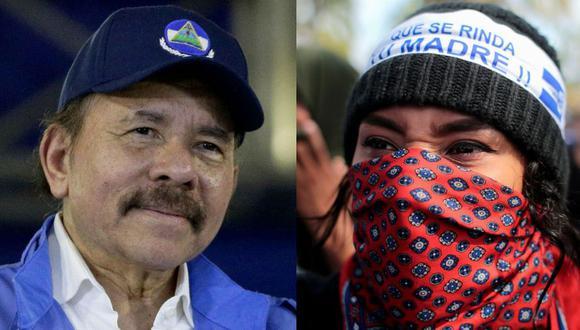 Oposición se retira de mesa de negociación con Ortega que buscaba salida de crisis. (Fotos: EFE / Reuters)