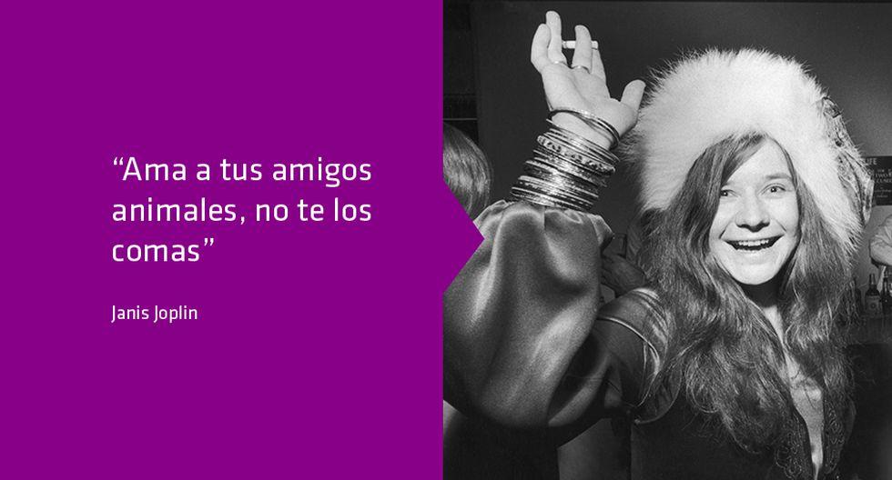 Janis Joplin Y 10 Frases Inolvidables De La Mítica Cantante