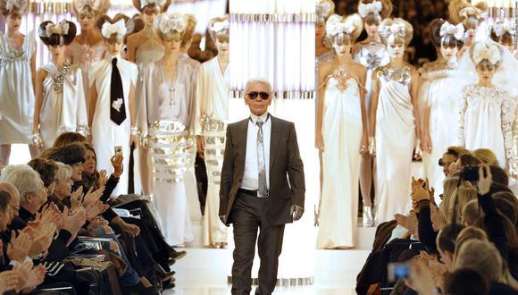 Karl Lagerfeld falleció el pasado 19 de febrero a los 85 años. (Foto: AFP)
