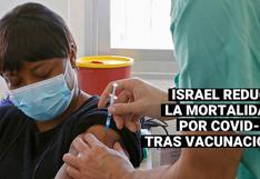 COVID-19: mortalidad se redujo un 98,9% entre los israelíes vacunados con dosis de Pfizer