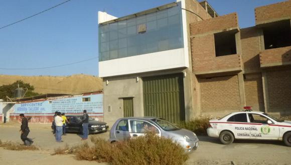 Talara: Cayó sicario que lanzó granada a casa de empresario y mató a esposa. (USI)