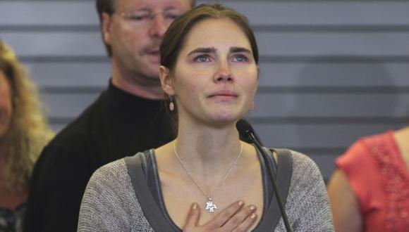 Amanda Knox tiene 25 años. (Reuters)