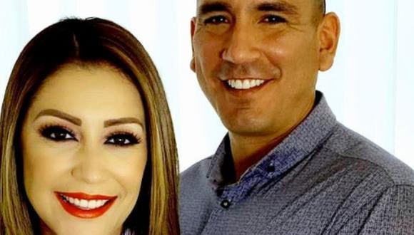 Ambos se comprometieron a mediados de setiembre de este año y tres meses después se casaron. (Foto: Rafael Fernández / Instagram)