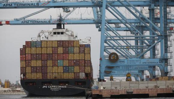 Exportaciones alcanzarían los US$42,206 millones, según la Cepal. (Perú21)