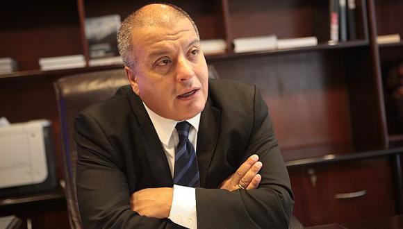Milton Von Hesse es voceado como el posible presidente del Consejo de Ministros. (Lucero del Castillo/USI)