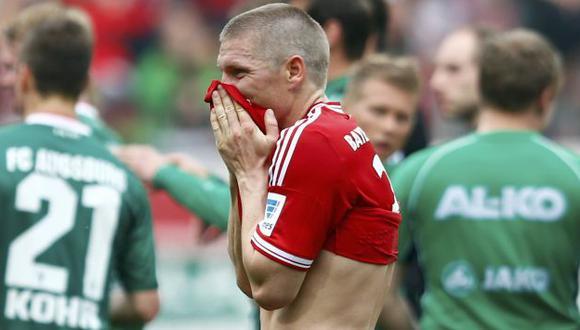 Bayern Munich pierde después de 53 partidos invicto en la Bundesliga. (Reuters)