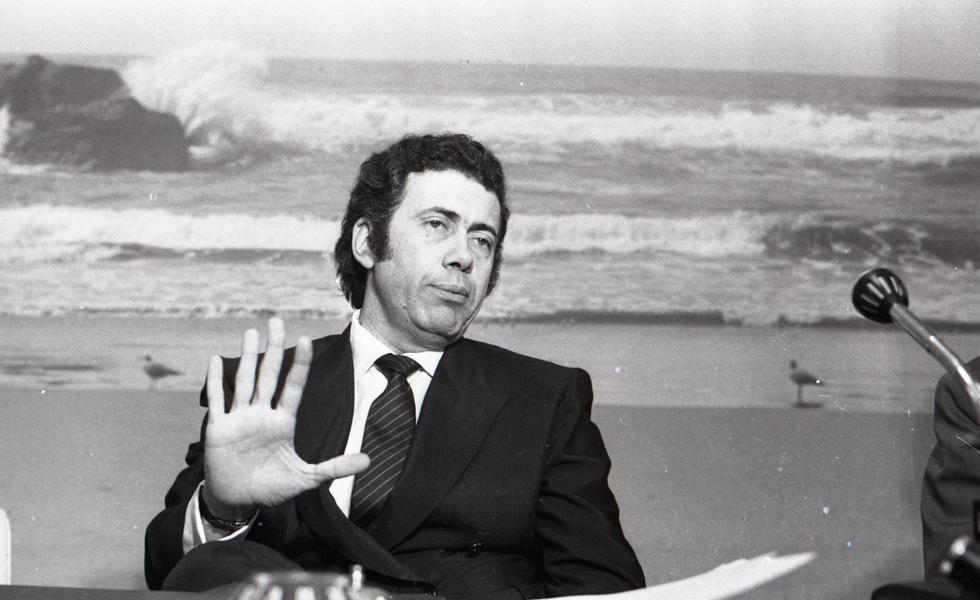 El empresario Luis Banchero Rossi, considerado para la época uno de los primeros multimillonarios latinoamericanos. FOTO: GEC ARCHIVO HISTÓRICO