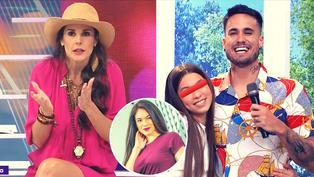 """Rebeca Escribens se sorprende con hija mayor de Gino Assereto: """"Se parece mucho a Jazmín"""""""