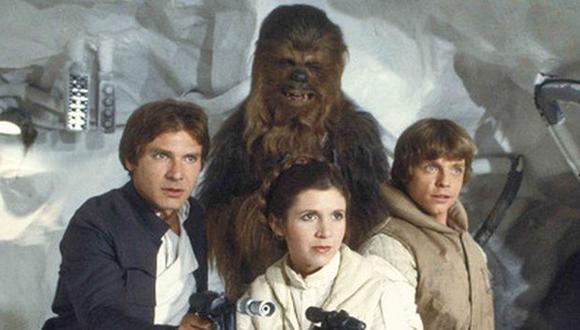 Todo inició cuando Mayhew, el recordado Chewie, publicó un emotivo mensaje en Twitter. (Lucasfilm)