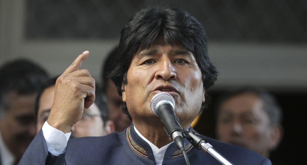 Morales advierte a Piñera. (EFE)