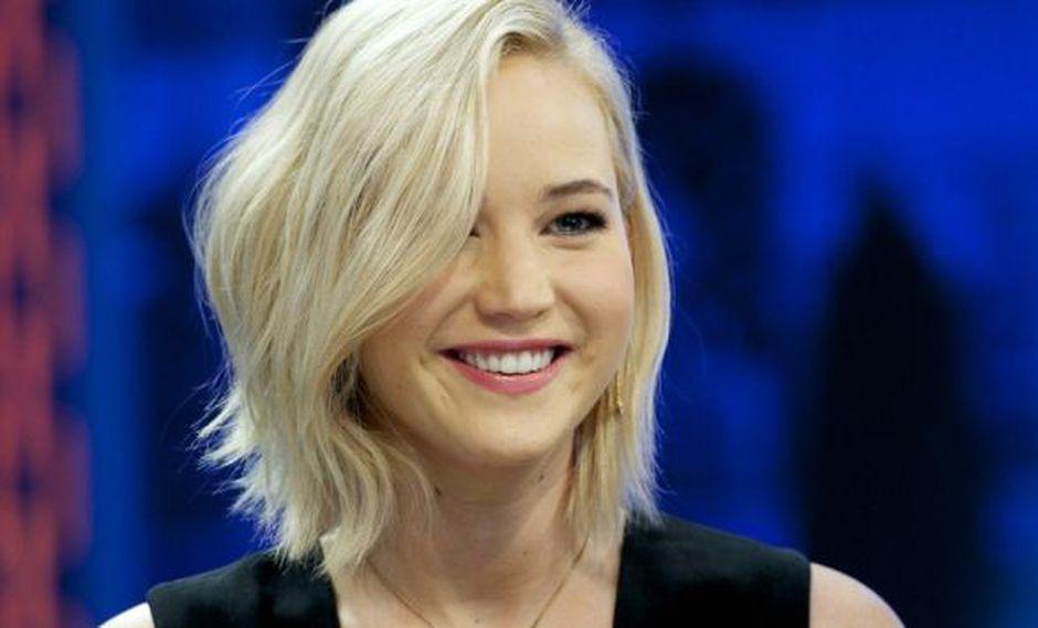Jennifer Lawrence vivió un incómodo momento junto a su padre al ver Mother! en el cine (Getty Images)