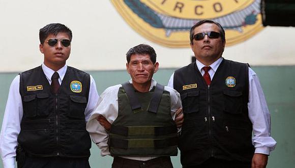 """""""Pablo"""" o """"burro blanco"""" es miembro del alto mando político. (Andina)"""
