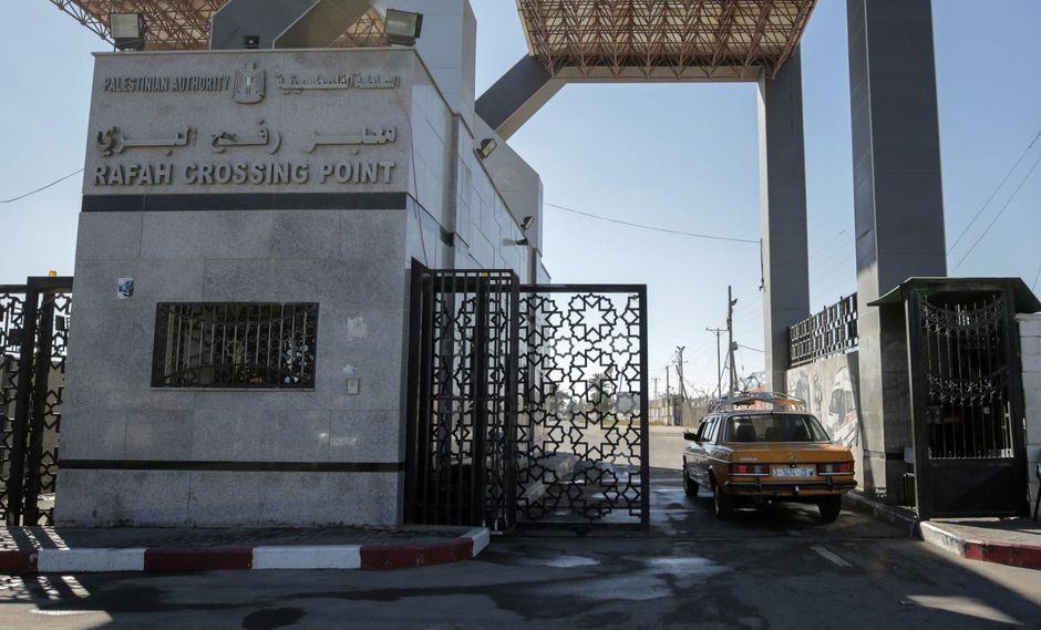 Los funcionarios de la Autoridad Palestina del presidente Mahmud Abas, quienes gestionaban el puesto fronterizo, se retiraron del lugar el domingo pasado. (Foto: EFE)