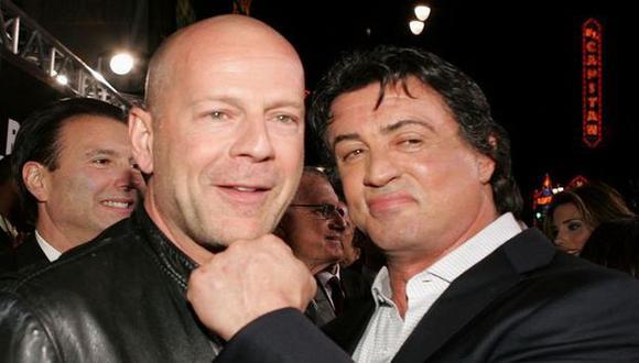 Llamó 'perezoso' a Bruce Willis. (Difusión)