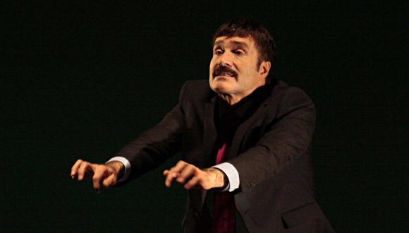 El actor perdió el habla y algunas funciones por algunas horas. (Getty Images)