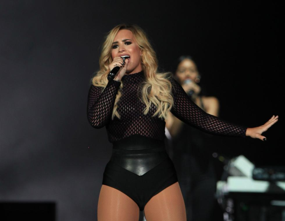 Demi Lovato lleva 90 días de sobriedad, según confirmó su madre. (Foto: EFE)