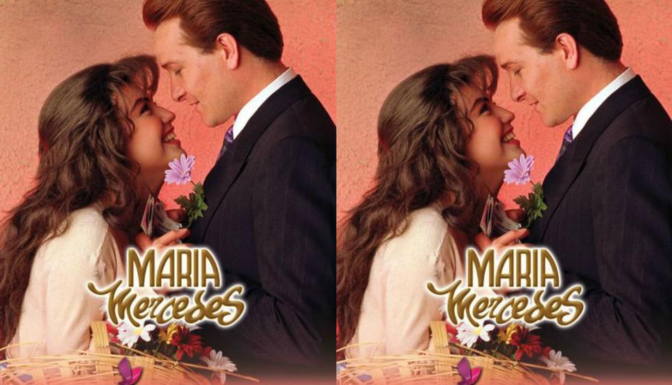 Al lado de Thalía, en la famosa telenovela 'María Mercedes'. (Twitter:@arturopenicheof)