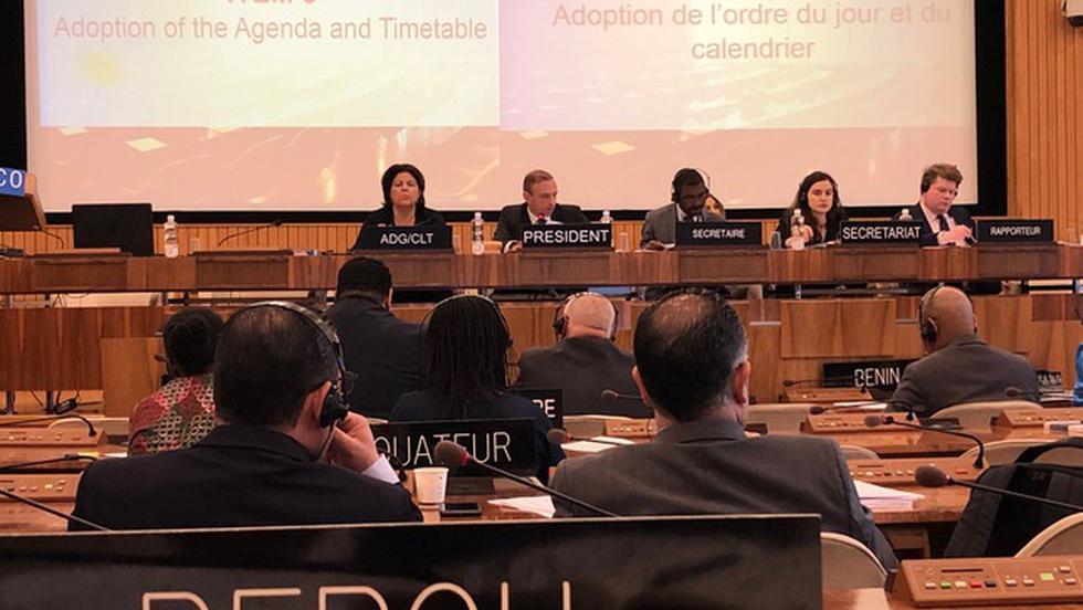 La convención aborda medidas que prohíban y prevengan la importación, exportación y transferencia ilícitas de bienes culturales. (Ministerio de Cultura)