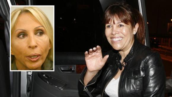 Enfrentamiento entre Magaly Medina y Laura Bozzo continúa. (USI)