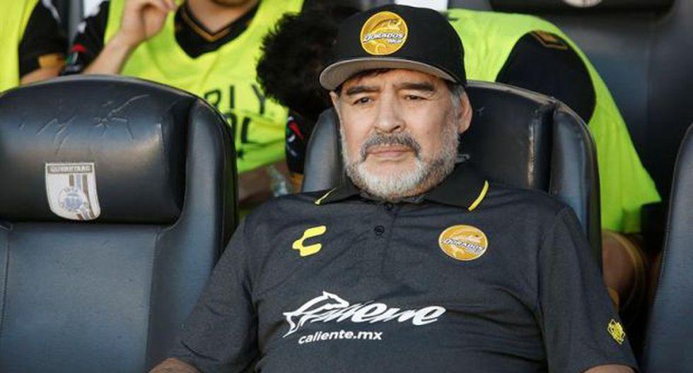Dorados visitará este martes a Pumas en el Estadio Olímpico Universitario. (Foto: EFE)