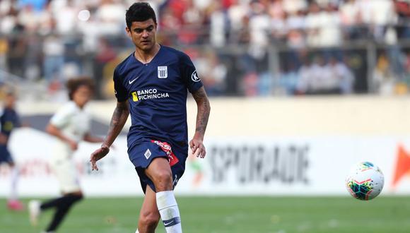 Beltrán es el decimotercer jugador que deja Alianza Lima tras su descenso. (Foto: GEC)