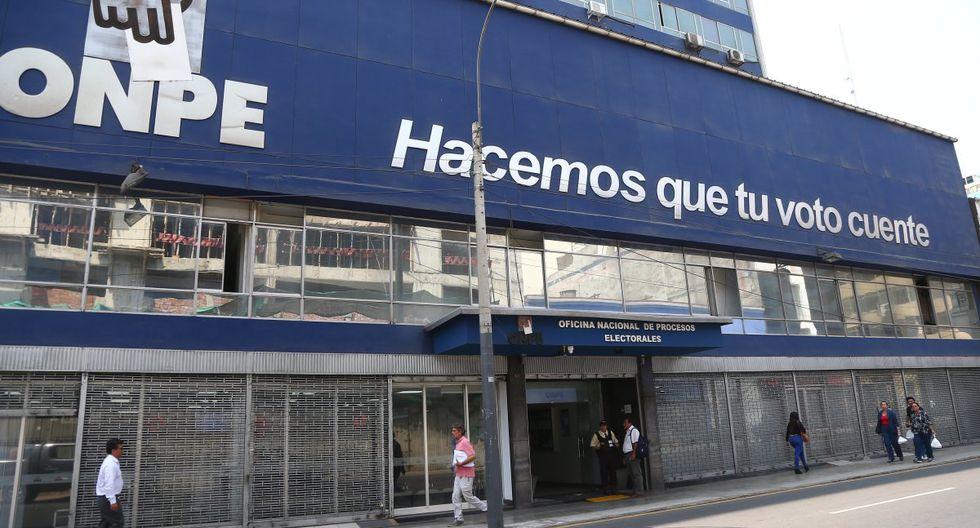 La cantidad exacta de peruanos habilitados para votar en las Elecciones 2020 es 24´799.384. (Foto: GEC)