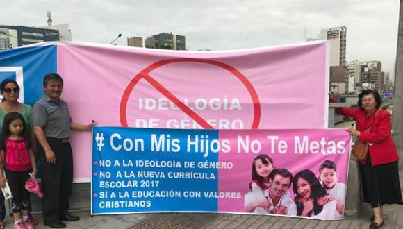 Currículo escolar sigue generando polémica a pesar de las explicaciones del Ministerio de Educación (Foto: Esther Vargas/ Perú21