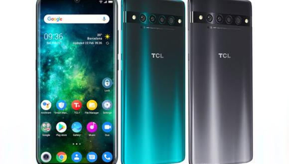 Empresa señala que las pantallas de sus smartphones serán mayor a seis pulgadas y tendrán una visualización sin interrupciones. (Foto: TCL)