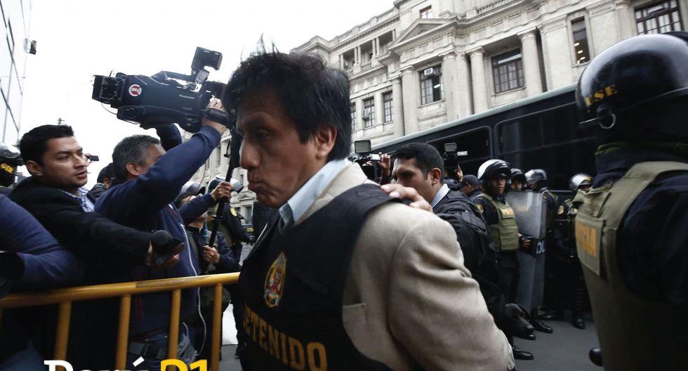 El empresario Antonio Camayo es uno de los vinculados a la presunta organización criminal. (Piko Tamashiro-Perú21)