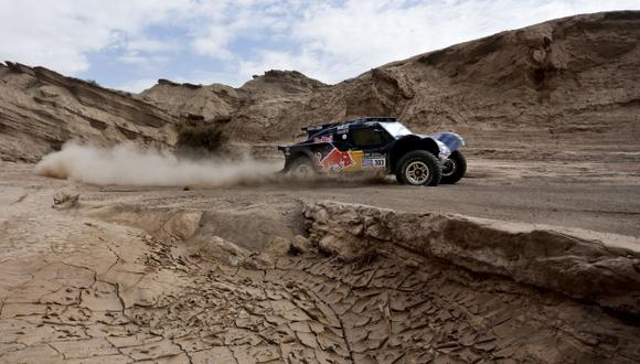 Rally Dakar 2014: Carlos Sainz muestra los dientes