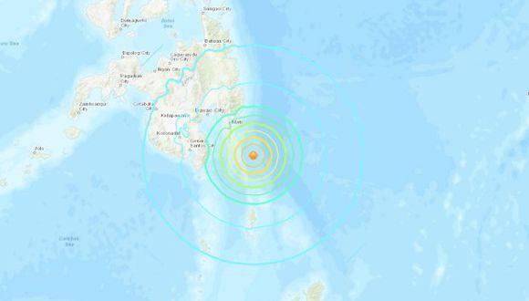 Tras el terremoto en Filipinas, el Centro de Alerta de Tsunami del Pacífico canceló su alarma sin que hubiese observado la formación de alguna ola gigante. (Foto: EFE)
