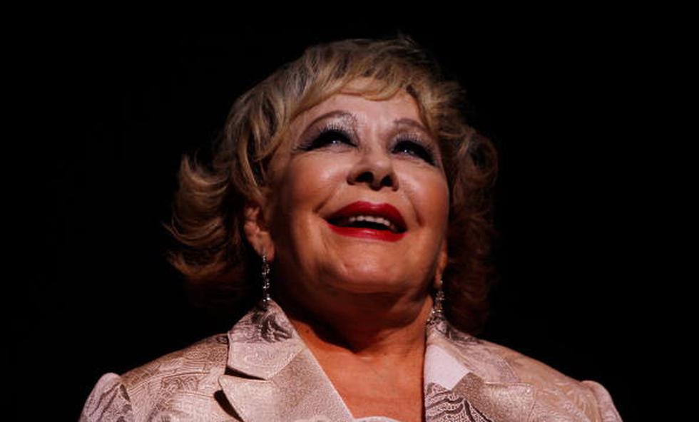 """Silvia Pinal ha tenido una exitosa temporada, pues además de tener una serie biográfica transmitida por Televisa, la actriz  ha anunciado que formará parte de """"La casa de las flores"""". (Getty)"""