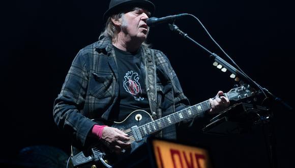 """Neil Young publicará el 19 de junio su """"álbum perdido"""", """"Homegrown"""". (Foto: AFP)"""