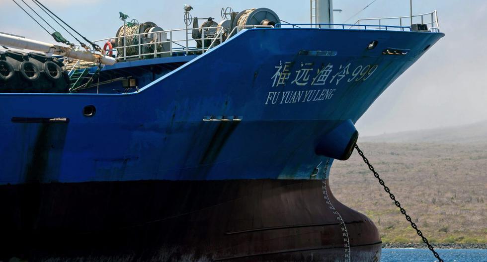 Pesca: Embajada de EE.UU. alerta que más de 300 barcos chinos están frente al Perú
