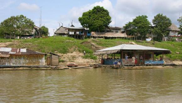 COEN: El río Amazonas se mantiene en alerta roja. (USI)
