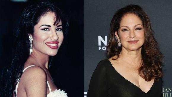 A través de Twitter se hicieron muchas preguntas sobre el primer encuentro que tuvieron Selena y Gloria Estefan (Foto: Twitter)
