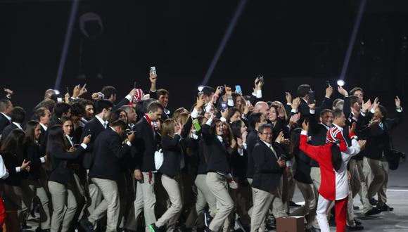 El playlist de los Juegos Panamericanos 2019. (Foto: Alessandro Currarino / GEC)