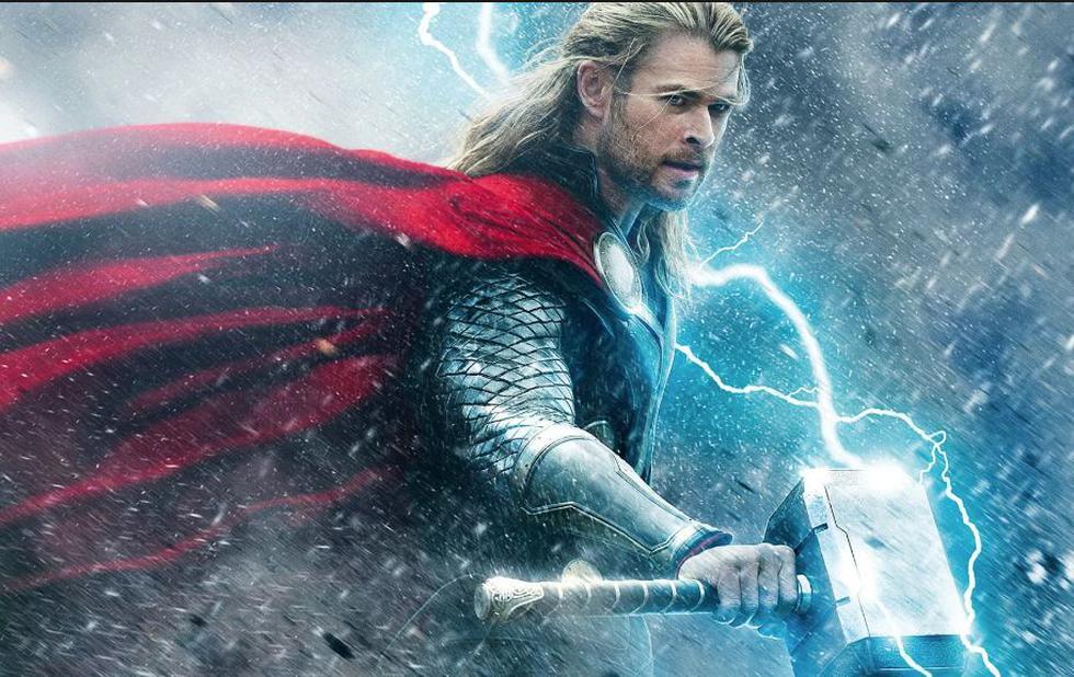 Estos son algunos de los superhéroes dignos de levantar el 'Mjolnir', el martillo de 'Thor'. (Marvel)
