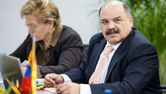 Nelson Merentes, ministro de Finanzas de Venezuela. (EFE)