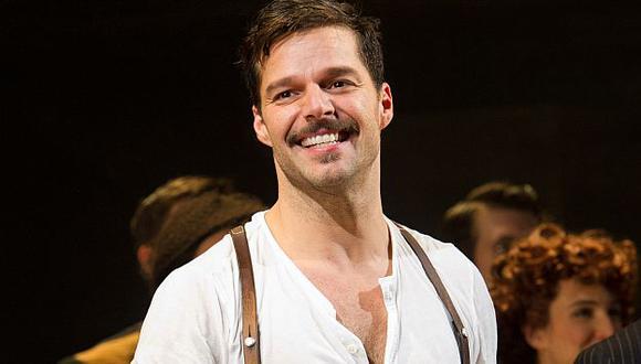 Espero que esto sea solo el comienzo de una vida en las tablas de Broadway, dijo. (AP)