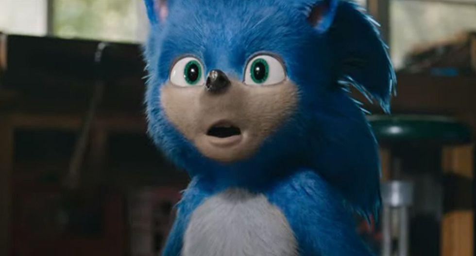 """""""Sonic The Hedgehog"""" revela sus primeras imágenes oficiales. (Foto: Captura de video)"""